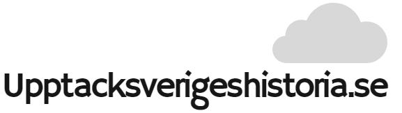 Upptacksverigeshistoria.se